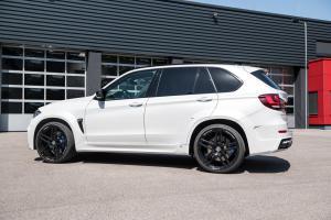 GG-POWER BMW X5 M TYPHOON F85 05
