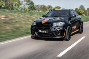 G-Power BMW X6M Typhoon 2018