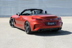 G-Power BMW Z4 M40i G29 Roadster Sportwagen Leistungssteigerung Felgen