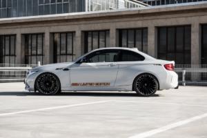 G-Power G2M Limited Edition Neuheit Tuning BMW M2 Competition Motoroptimierung Leistungssteigerung Felgen Sportcoupé Topmodell