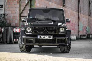 Mercedes-Benz G350d W463 von M&D Exclusive Cardesign