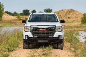 GMC Canyon AT4 Off-Road Performance Edition US-Car Pick-up Truck Neuheit