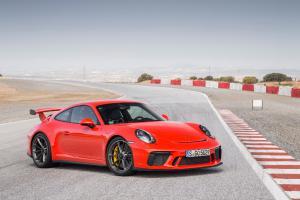 Der Porsche 911 GT3 ist bereits werksseitig ein für den Rennstrecken-Einsatz optimiertes Tracktool.
