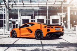 GeigerCars.de: Corvette C8 - Komplettes Optimierungspaket für den Mittelmotor-Sportler
