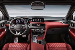 Genesis G70 Shooting Brake-Neuheit Premiere Europa Mittelklasse