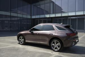 Genesis GV70 Midsize-SUV Mittelklasse Neuheit