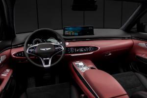 Genesis GV70 Midsize-SUV Mittelklasse Neuheit Sportpaket