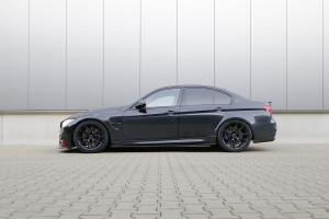 H&R Fahrwerk Gewindefedern BMW M3 Tieferlegung