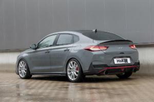 H&R Hyundai i30 Fastback N Tieferlegung Federn
