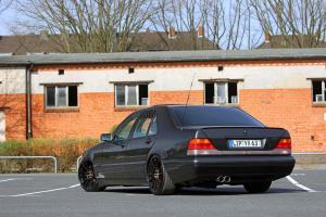 Mercedes-Benz W140 S 500
