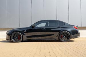 H&R BMW G80 M3 Competition Sportfedern Spurverbreiterungen Topmodell Limousine