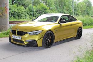 HS Motorsport BMW M4 Elegance Wheels FF550 Felgen Tuning