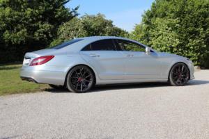 HS Motorsport Mercedes-Benz CLS 250 d 4Matic Elegance Wheels FF330 Tieferlegung Leistungssteigerung