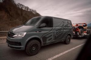 HS Motorsport Twin Monotube Projekt AT Felge VW-Bus T6