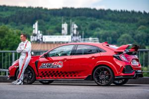 Honda Civic Type-R Challenge 2018 Rundenrekord Spa-Francorchamps