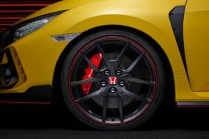Honda Civic Type R Facelift Überarbeitung Neuheit Limited Edition
