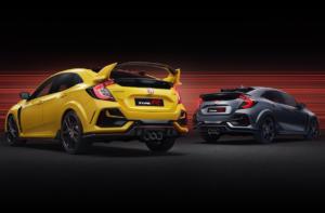 Honda Civic Type R Facelift Überarbeitung Neuheit Limited Edition Sport Line