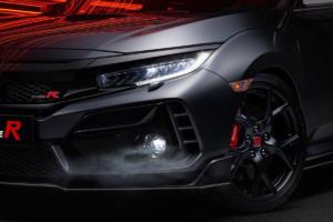 Honda Civic Type R Facelift Überarbeitung Neuheit Sport Line