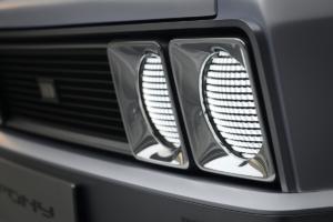 Hyundai Heritage Series Pony Studie Einzelstück Premiere Vorstellung Restomod Elektroauto Retro Kompaktklasse Hommage