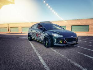 Hyundai Ioniq Electric Showcar USA 2018