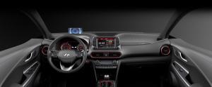 Hyundai Kona Iron Man Sondermodell SUV
