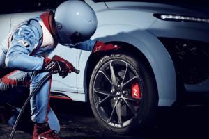Hyundai Kona N Kompakt SUV Topmodell Neuheit