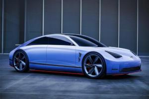 Hyundai Prophecy N Rendering Aprilscherz Coupé Studie Topmodell