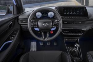 Hyundai i20 N Hot Hatch Kleinwagen Topmodell