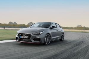 Hyundai i30 Fastback N Neuheit Pariser Autosalon Mondial de l'Automobile 2018 Kompaktsportler