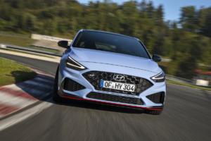 Hyundai i30 N Facelift 2020 Neuheit Vorstellung Topmodell Hot Hatch Kompaktsportler
