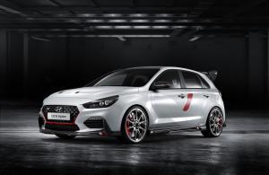 Hyundai i30 N Option Concept Studie Pariser Autosalon Mondial de l'Automobile