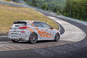 Hyundai-i30-N-Project-C-Sondermodell-limitiert-Hot-Hatch-Kompaktsportler-Tieferlegung-Leichtbau-IAA-2019-Neuheit-2