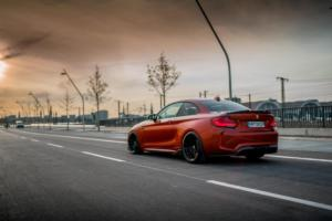 BMW F87 M2 Competition von DD Customs