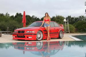 IBMW E36 M3 Rieger Tuning