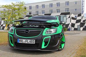 Opel Insignia OPC ST