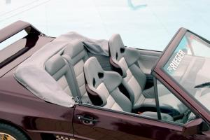 VW Scirocco Cabrio Rieger Tuning