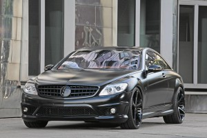 Mercedes-Benz CL65 AMG Black Edition von Anderson