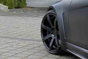 "Mercedes-Benz S204 C 63 AMG T-Modell ""Black Series"" von Inden Design"