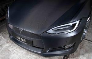 Tesla Model S P100D von TurboZentrum