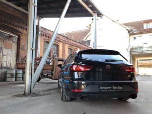 Seat Leon Cupra ST 300 4Drive von Senner Tuning
