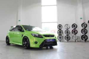 Ford Focus RS von JMS Fahrzeugteile und Schmidt Felgen