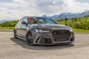 "Audi RS6 ""gepfeffert"""