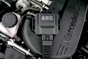 Mercedes G500 DTE-Systems