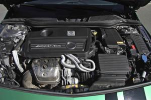 Mercedes-AMG A 45 4MATIC Leser