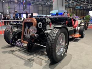 Devinci Classic Elektro-Retro-Auto