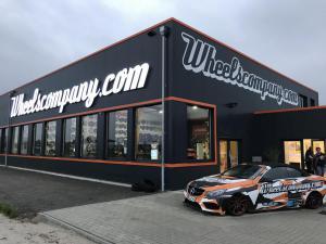 Wheelscompany Eröffnung