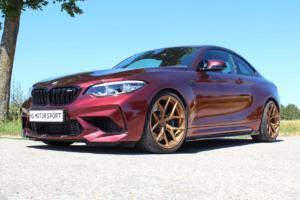 BMW F87 M2 Competition von HS Motorsport