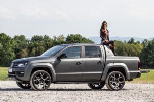 VW Amarok Barracuda Project X