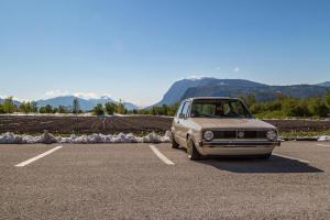 VW Golf 1 GTI G60