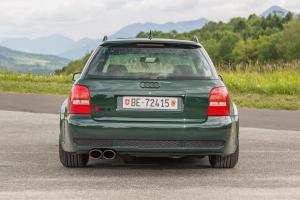 Audi RS4 Avant 500 PS Schweiz